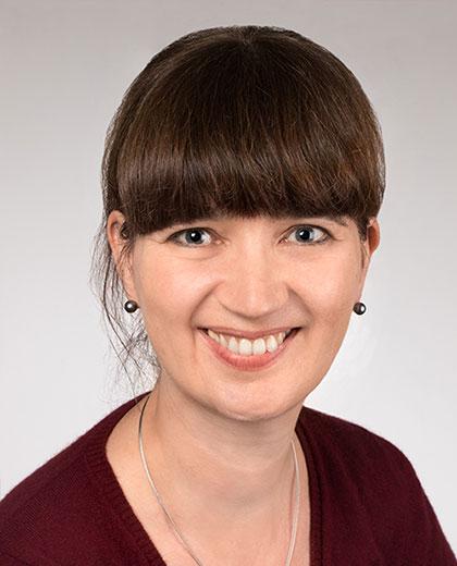 Portrait von Prof. Dr. Nicole Gürtzgen