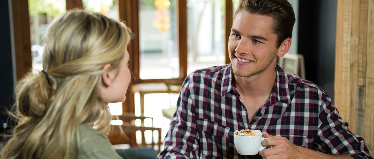 Latte Dating-Kultur