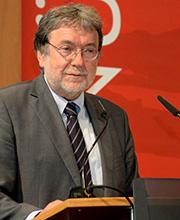 IAB-Direktor Prof. Dr. Joachim Möller