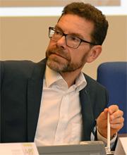 Prof. Dr. Sascha Stowasser vom Institut für angewandte Arbeitswissenschaft