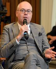 Peter Haas von Südwesttextil e.V.