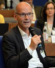 IAB-Vizedirektor Prof. Dr. Ulrich Walwei