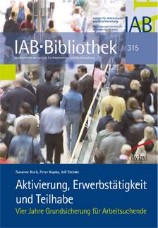 Band 315 der IAB-Bibliothek dokumentiert Ergebnisse aus der IAB-Forschung zur sozialen Grundsicherung für die Jahre 2005 bis 2008.