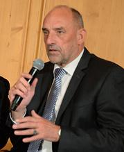 Detlef Scheele, Vorstandsvorsitzender der Bundesagentur für Arbeit