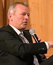 Dr. Ulrich Maly, Oberbürgermeister der Stadt Nürnberg und Vizepräsident des Deutschen Städtetags