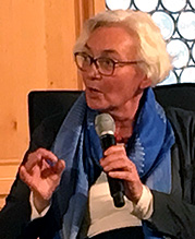 Prof. Elke Pahl-Weber, Professorin für Bestandsentwicklung und Erneuerung von Siedlungseinheiten am Institut für Stadt- und Regionalplanung der Technischen Universität Berlin