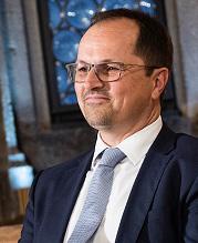 Bild von Andrees Gentzsch, Mitglied der Hauptgeschäftsführung beim Bundesverband der Energie- und Wasserwirtschaft