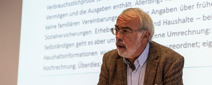 Karl Brenke ist Arbeitsmarktexperte am Deutschen Insitut für Wirtschaftsforschung.