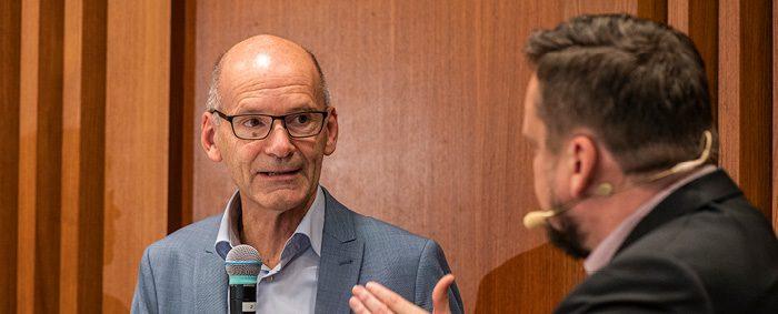 Prof. Dr. Ulrich Walwei ist Vizedirektor des IAB.