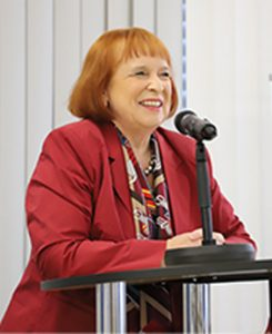 Ingrid Hofmann, Vizepräsidentin des Bundesarbeitgeberverbands der Personaldienstleister und Inhaberin der Firma Hofmann Zeitarbeit
