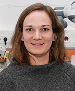 """Dr. Anita Tisch, Leiterin der Forschungsgruppe """"Wandel der Arbeit"""" bei der Bundesanstalt für Arbeitsschutz und Arbeitsmedizin"""